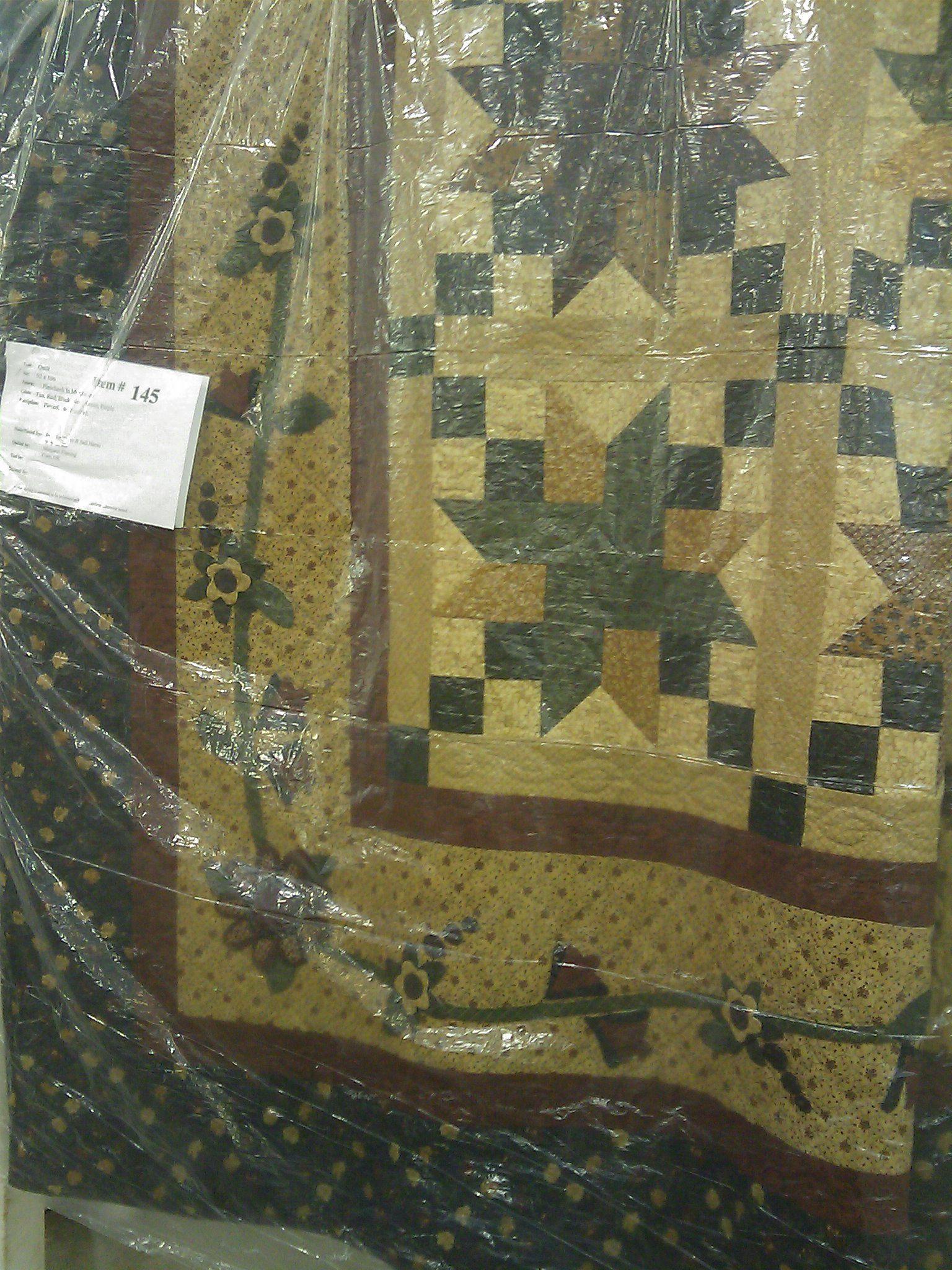 2009 Kansas MCC Sale - Kansas Troubles Pattern: Pinwheels in my ...
