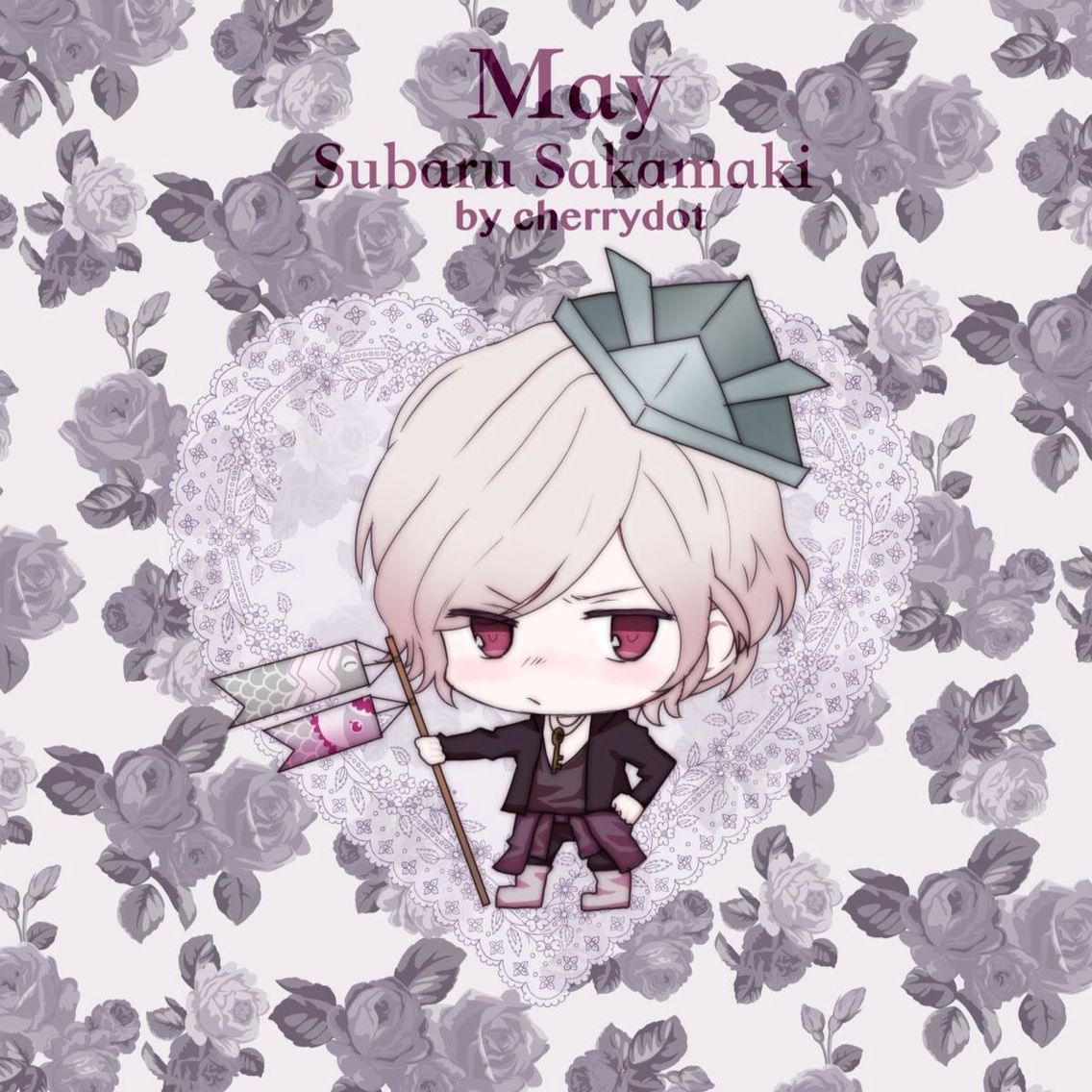 May Subaru Sakamaki