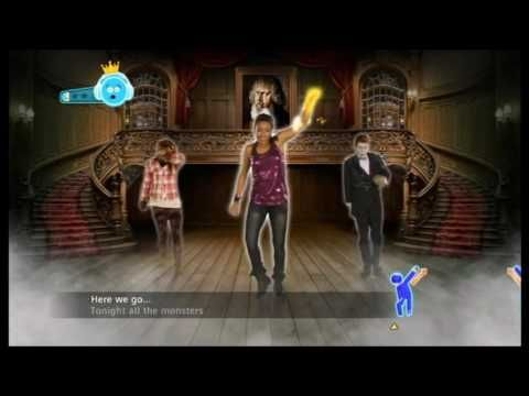 Just Dance Disney Party Calling All The Monsters - YouTube