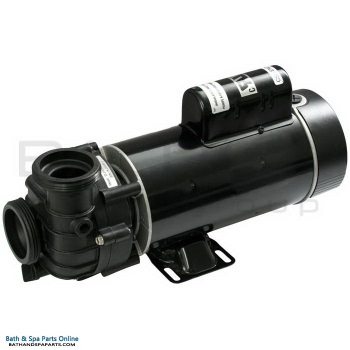 4 Hp 230v 2 Speed Waterway Spa Pump Side Discharge 2 1 2 X2 Executive 56 Pf 40 2n22c 3721621 13 Pumps Hot Tub Repair Fan Motor