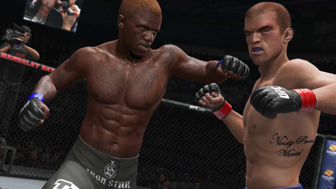 UFC Undisputed 3 *** You can get more details by clicking