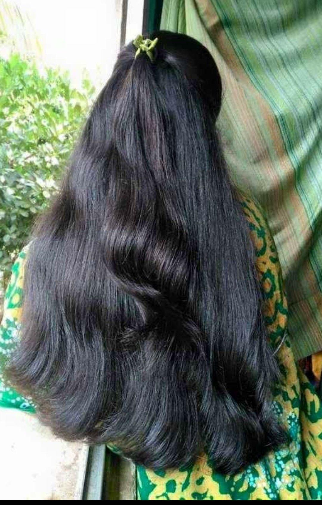 SilkySmoothHair  Long hair styles, Long indian hair, Long silky hair
