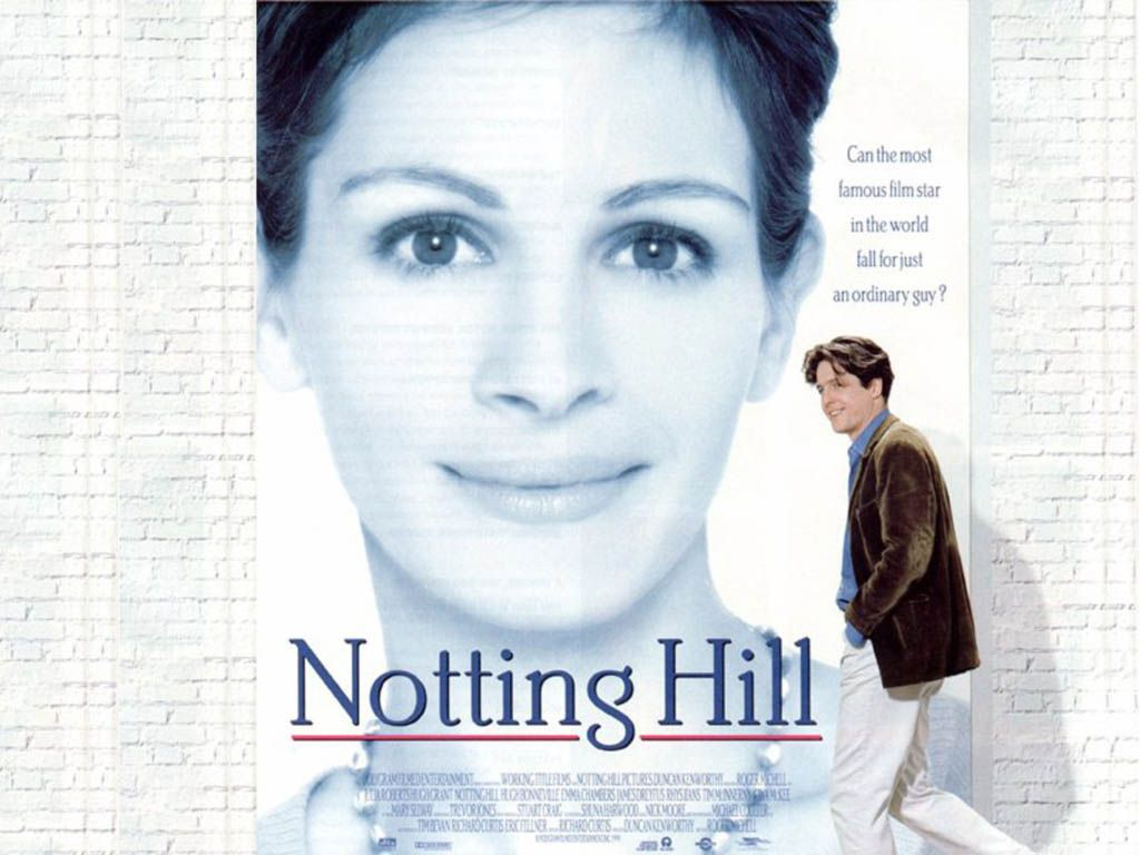 Notting Hill Love The Movie And The Soundtrack Notting Hill Film
