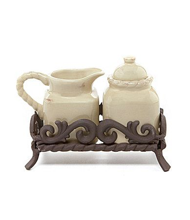 Artimino Tuscan Countryside Cream Dinnerware | For the Home ...