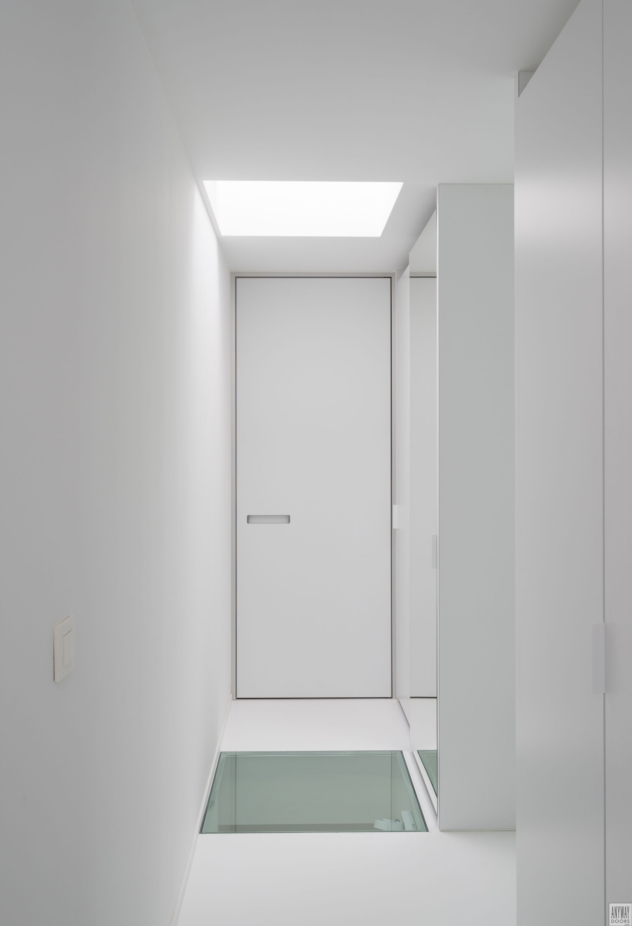 White design interior door with anodized aluminium for the white design interior door with anodized aluminium for the minimalist door frame the built planetlyrics Image collections