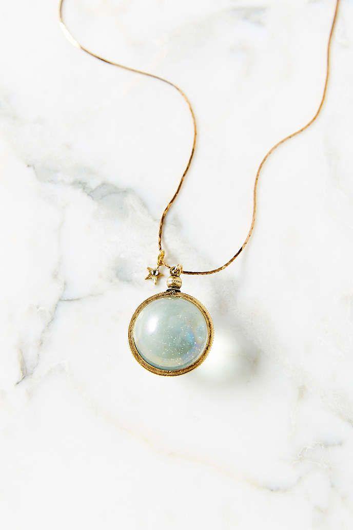 Galaxy globe pendant necklace urban outfitters wishlist galaxy globe pendant necklace urban outfitters aloadofball Choice Image