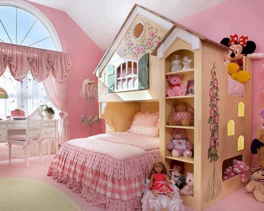 Wow wat een mooie slaapkamer voor een meisje princess bedrooms