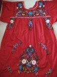 Another Mexican Peasant Blouse/Dress    Nicely Done
