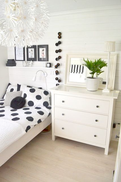 ♥ Villa Tretton ♥: Inredning | Teen girl bedroom | Pinterest
