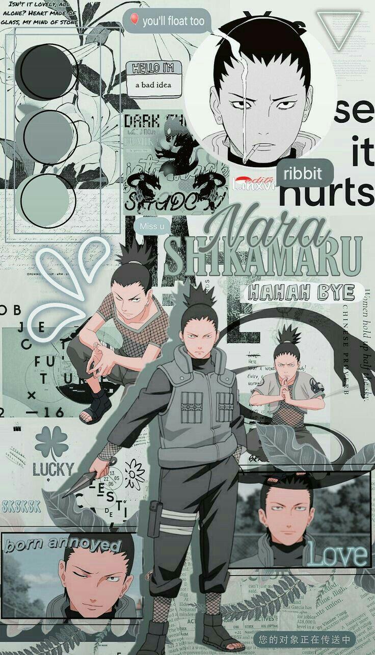 Pin By As Doidas Retardadas On Wallpapers Naruto And Shikamaru Wallpaper Naruto Shippuden Anime Wallpaper