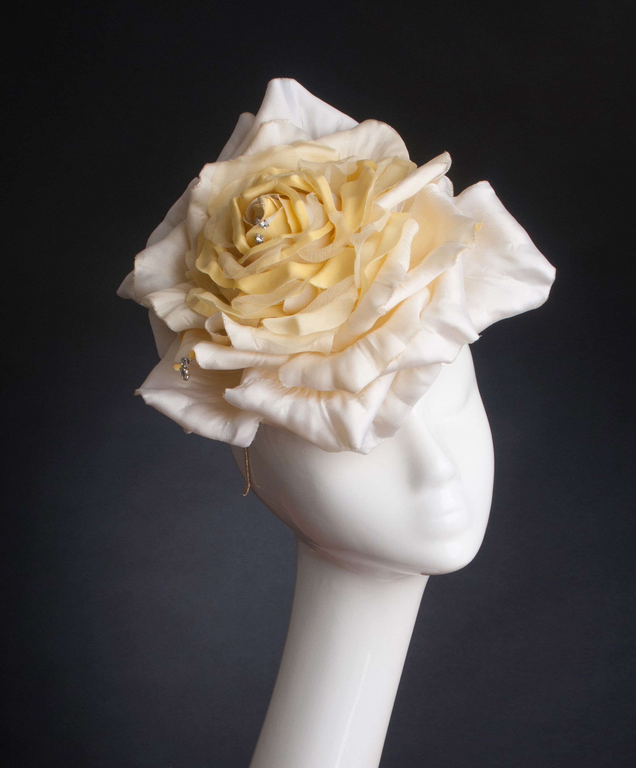 Classic silk rose by Lomax & skinner