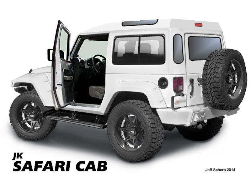 These Homemade Safari Cabs Make Your Jeep Wrangler So Much Sexier Jeep Wrangler Jk Jeep Jk Jeep Gear