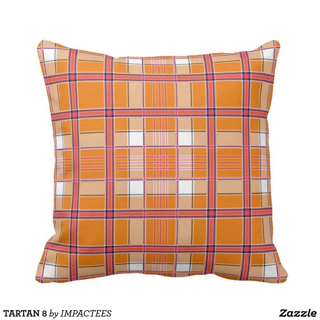 Tartan 8 throw pillow | THROW PILLOWS AND DUVET COVERS ...