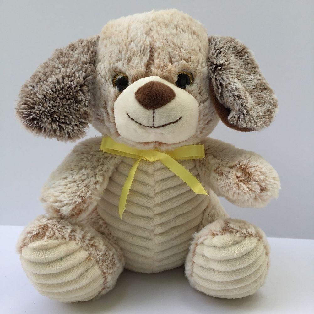 Best Made Toys Plush Puppy Dog Stuffed Animal Cream Tan 10