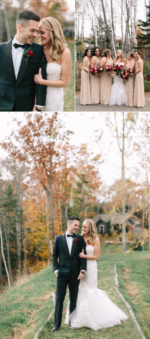 The Coziest Fall Wedding That You're Sure to Be Thankful ...