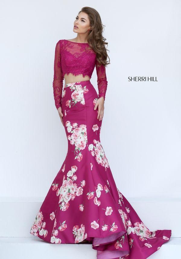 Sherri Hill 50488 | moda | Pinterest | Vestiditos, Falda y Vestidos ...