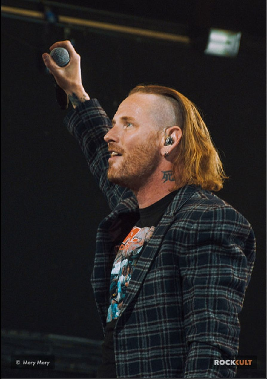 Moscow, Russia, 11/10/17 | Corey Taylor in 2019 | Slipknot corey