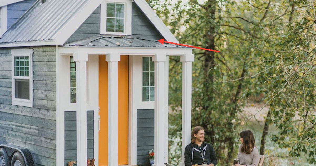 Click here to see what is in this awesome small house! You will want a shed just like it!