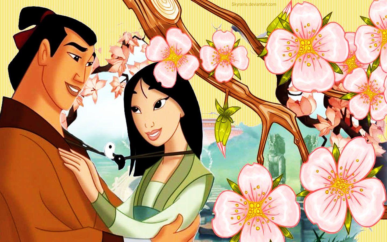 Mulan Hd Wallpaper Mulan Princesas Disney Iphone Fondos De Pantalla