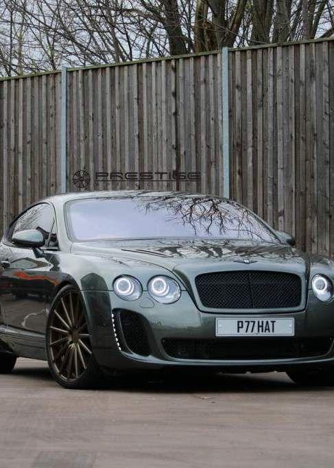 bentley continental gt supersports new 22 inch wheels make it rh pinterest fr