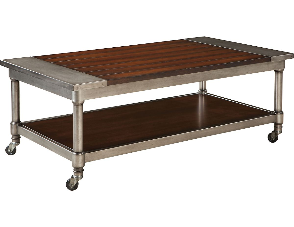 the bricks furniture. Hudson Coffee Table With Casters, (28111) | The Brick Bricks Furniture N