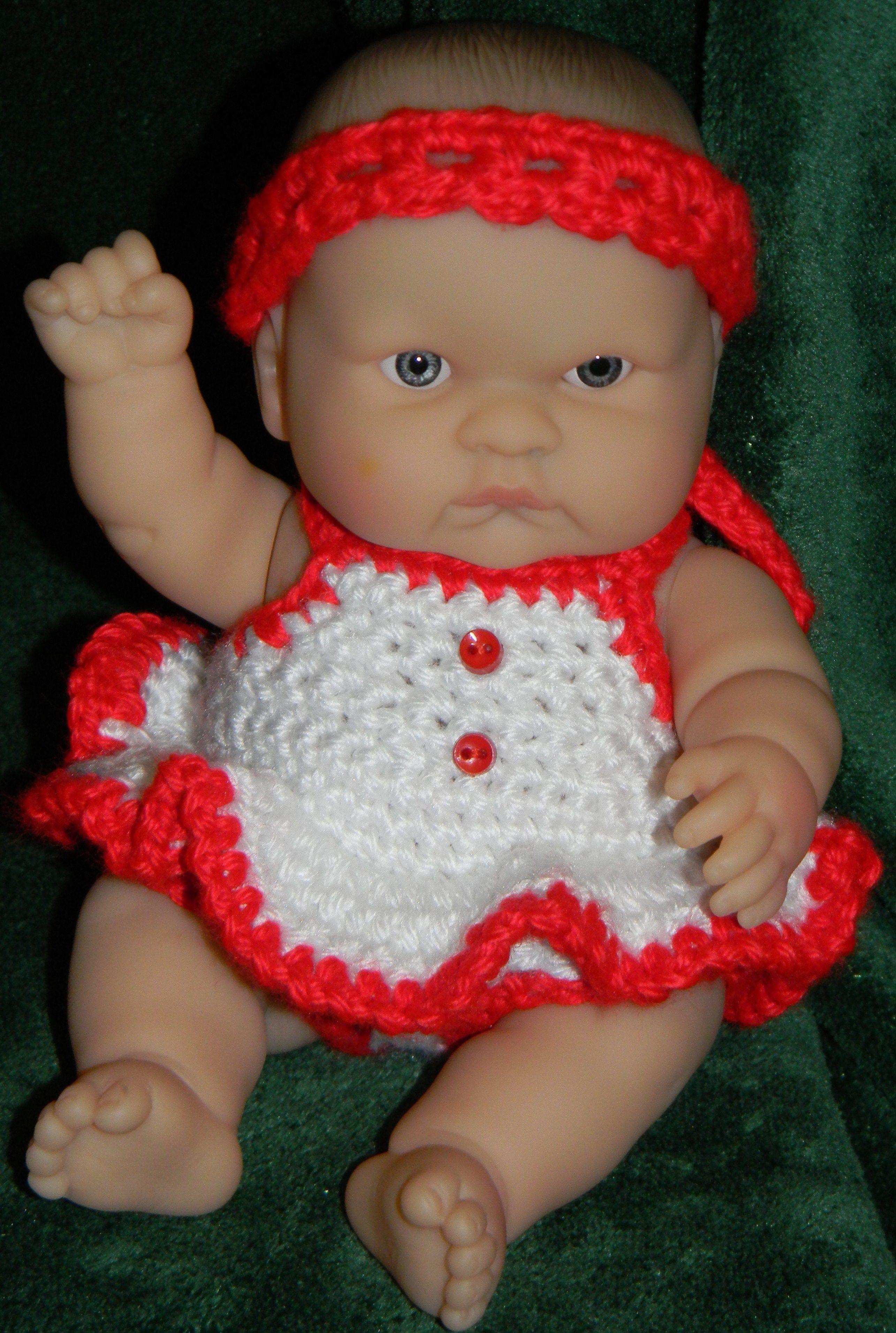 Itty Bitty Babies Darlene s Crocheted Creations