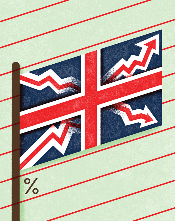 Economia Magazine I - Aron Vellekoop León Interesting times (on british interest rates)
