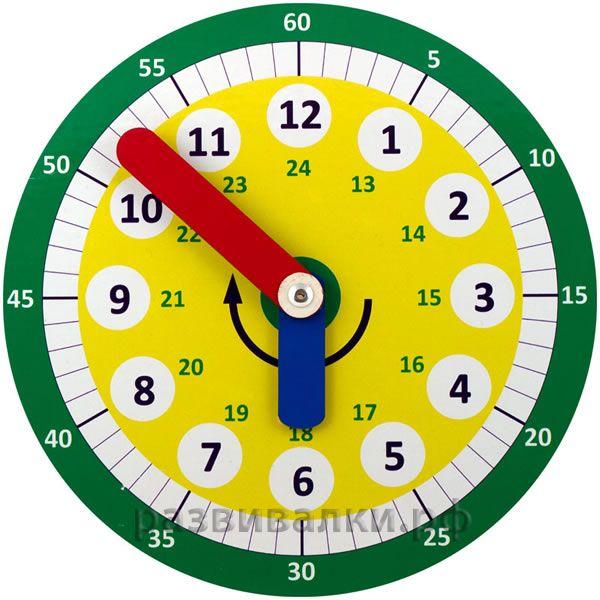 картинка часы для детей
