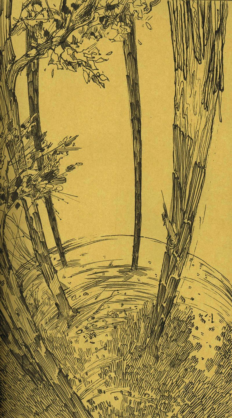 From the sketchbook of James Chia Han Lee: http://jlee.ca/illustration.html