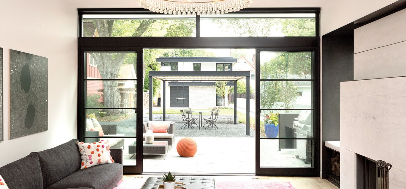 Calhoun Parkway Contemporary Project Minneapolis Minnesota Kolbe Windows Doors Basement Flooring Options Flooring Options Basement Flooring