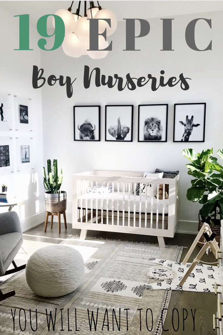 19 Best Boy Nursery Ideas Nursery Baby Room Baby Nursery