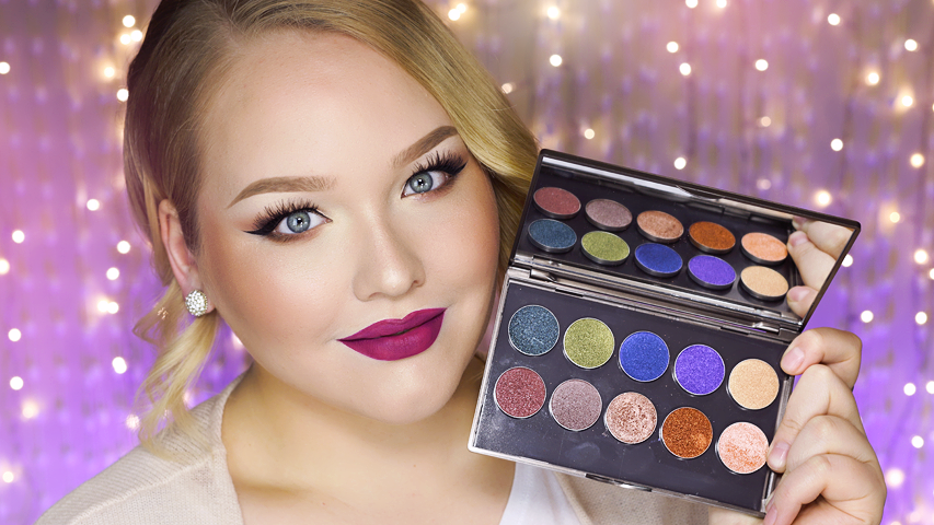 Makeup Geek Foiled Eyeshadows / Review & Swatches