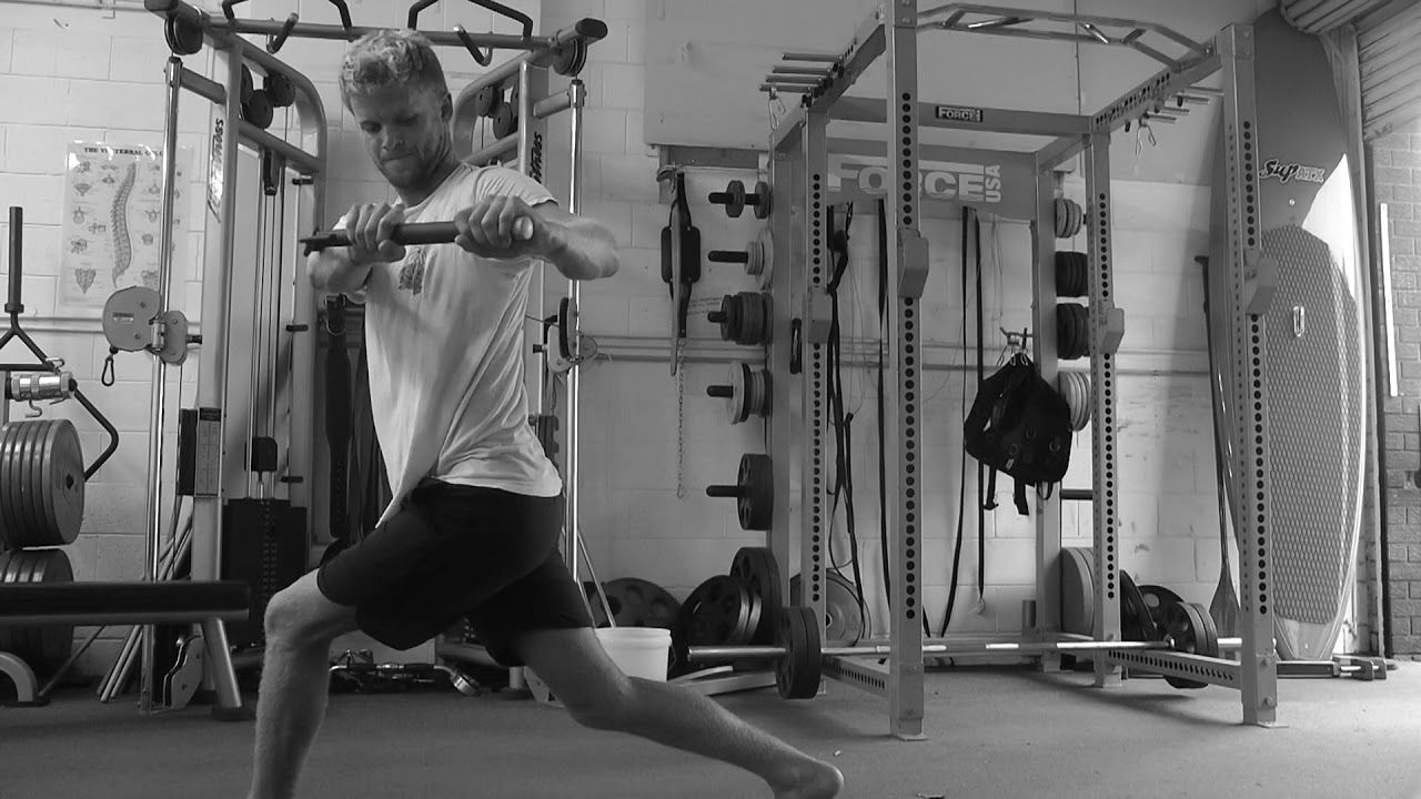Surf Strength & Conditioning - Power, Strength with Davey Cathels  http://surfstrengthconditioning.com/  Move Better. Surf Better. Surf with more fluidity, strength, power and gas in the tank. Optimise your body for injury prevention and peak surf performance.