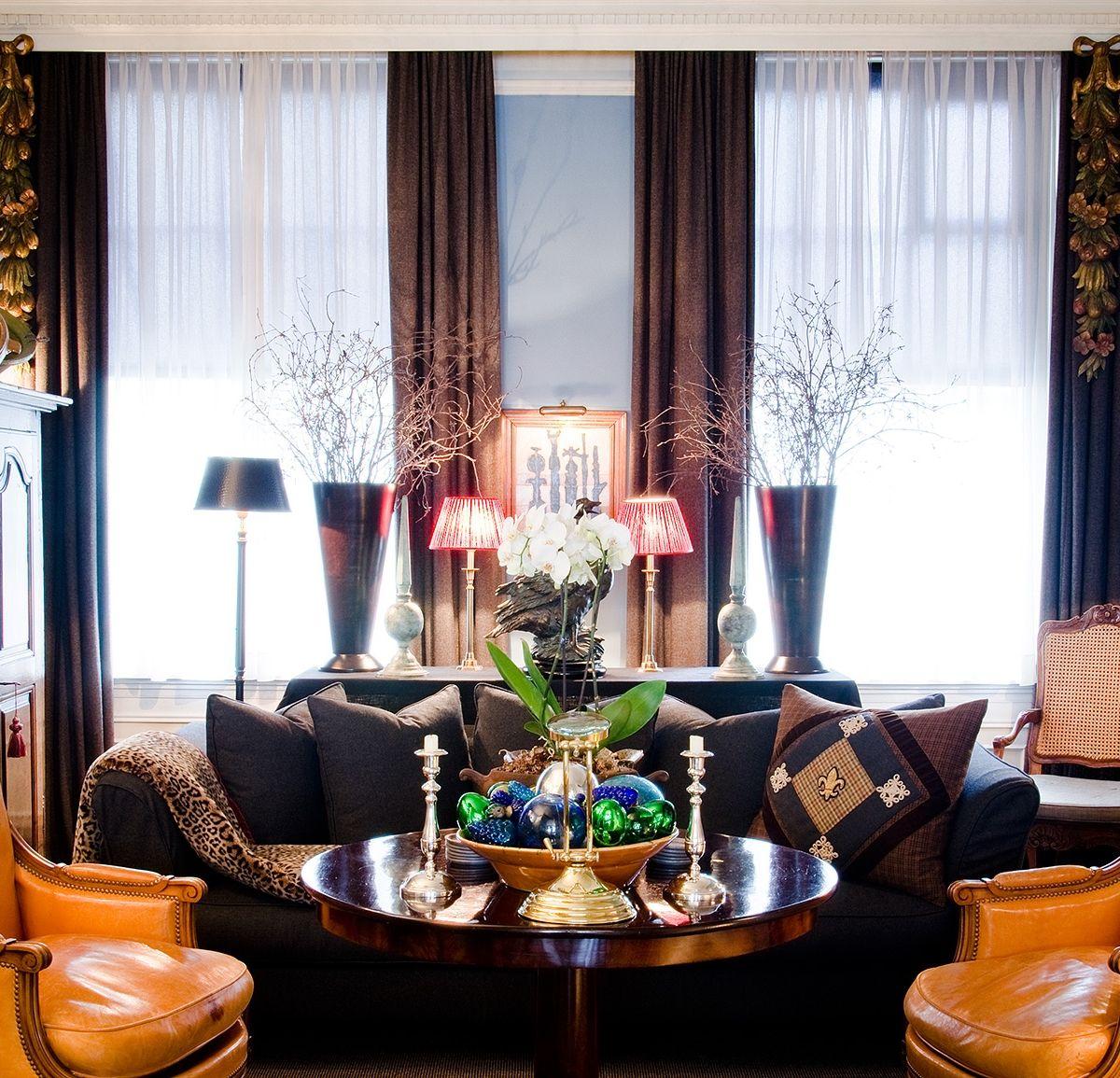 Hotel Seven One Seven, Amsterdam Hotel Interior Design