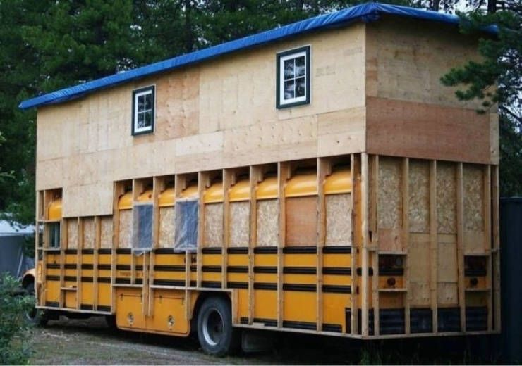 27 Pics That Require An Explanation In 2020 Mit Bildern Bus Wohn Campingbus Ausbau Schulbus
