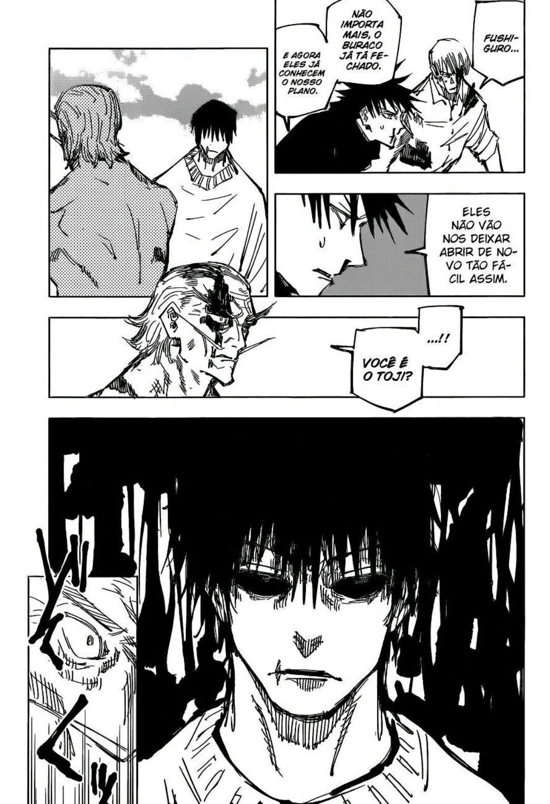 Screenshots Juju Arco Incidente Em Shibuya Jujutsu Bleach Anime Manga Online Read