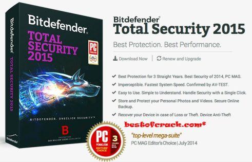 licence key bitdefender total security 2015