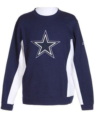 Reebok NFL Blue Sweatshirt - M