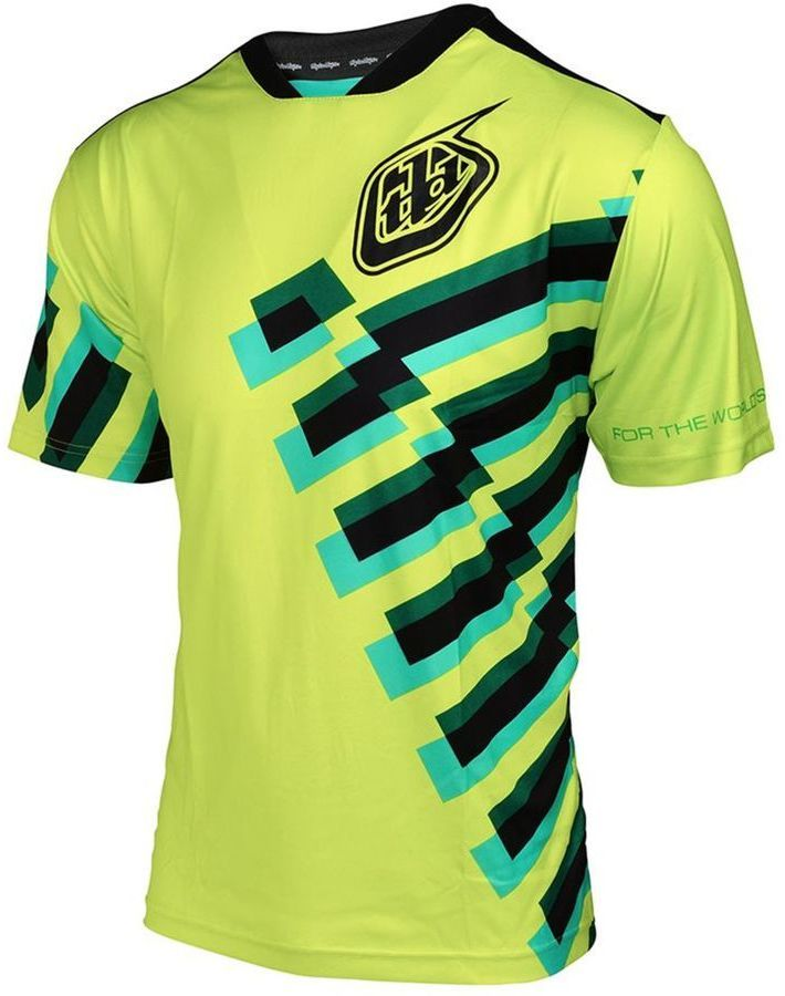 Troy Lee Designs Skyline Jersey Cycling Outfit Mountain Bike