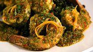 Recipe: Shrimp piri piri with quick-preserved Meyer lemons  Total time: 50 minutes plus 30 minutes marinating time  http://www.latimes.com/style/la-fo-lemonsrec16cjan16-story.html