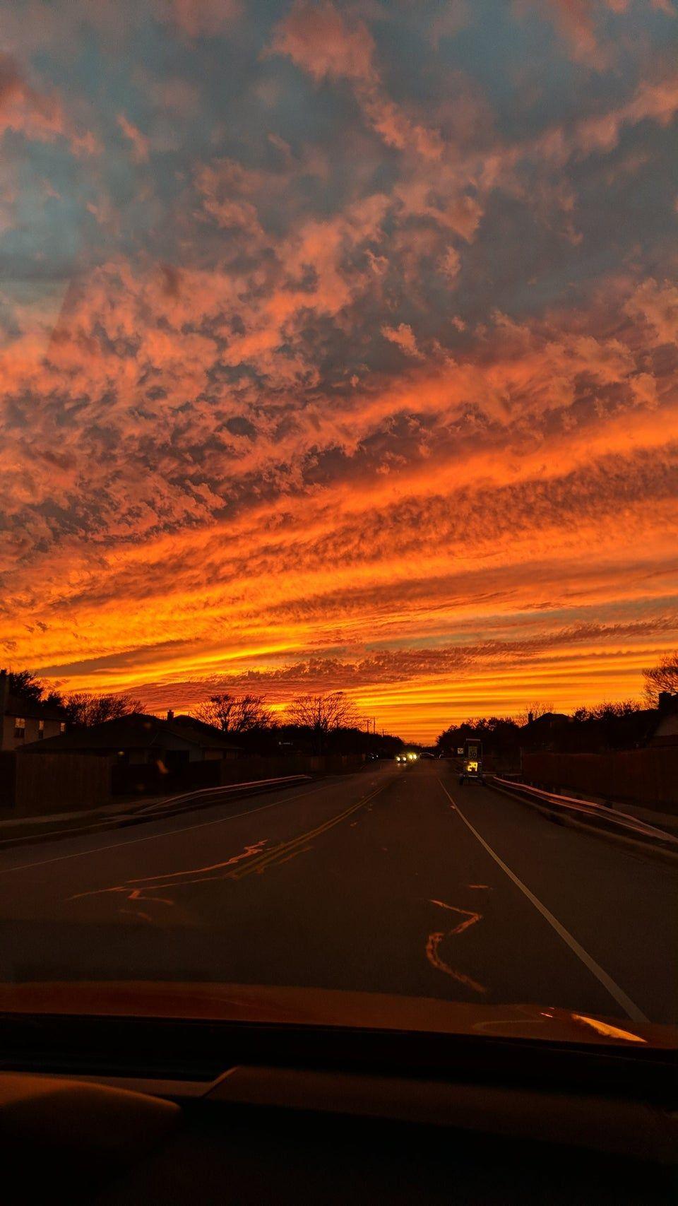 Reddit - Austin - Austin has solid sunsets.