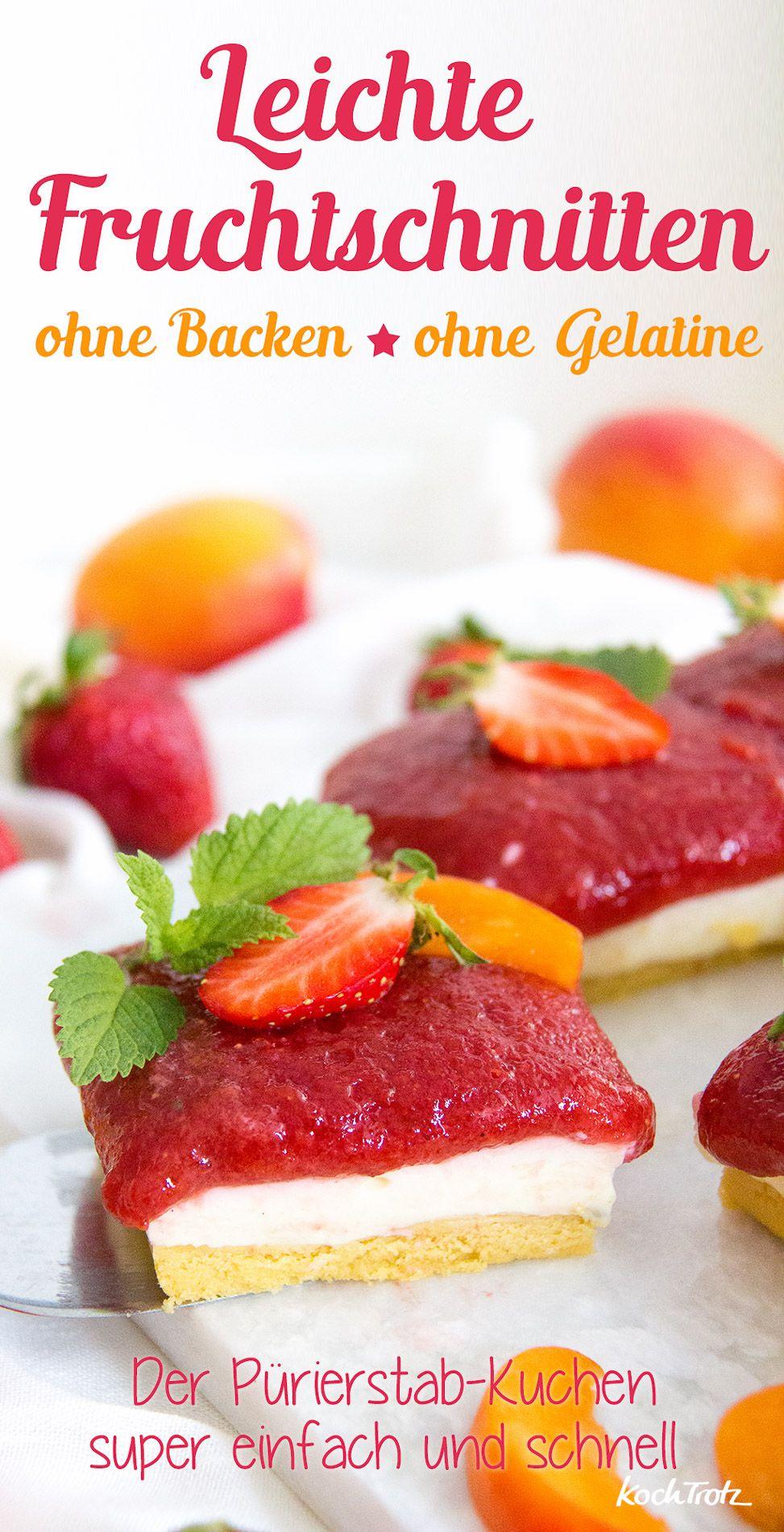 Milchschnitte kuchen ohne gelatine
