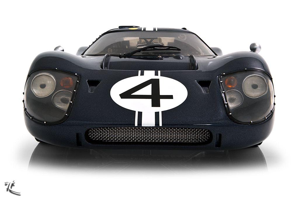 Pin di Sandro Campagna su FORD GT40 MARK IV (1967) | Ford ...