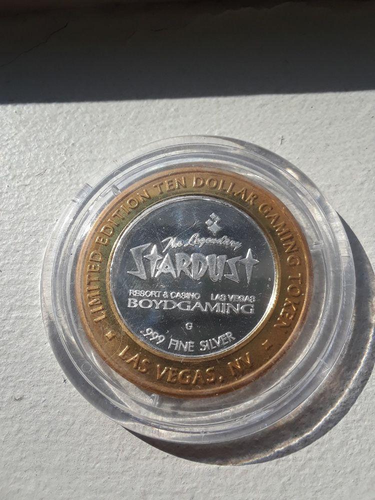 Las vegas encased coin 999 fine