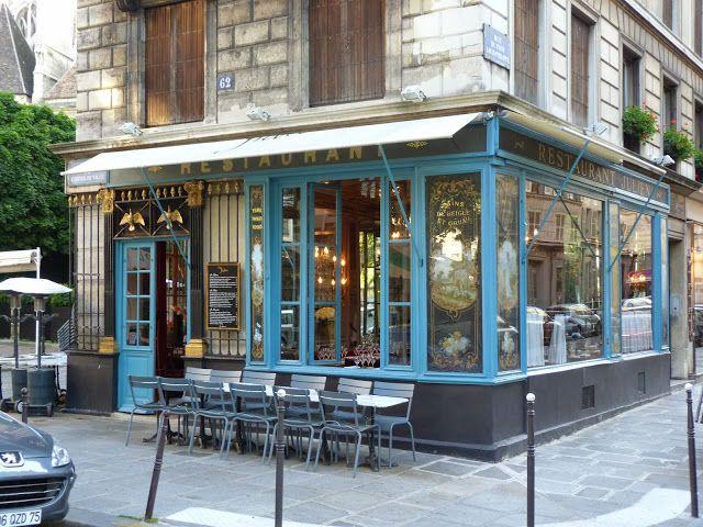 PARIS en détail, PARIS à la loupe: Vitrines, devantures et enseignes parisiennes