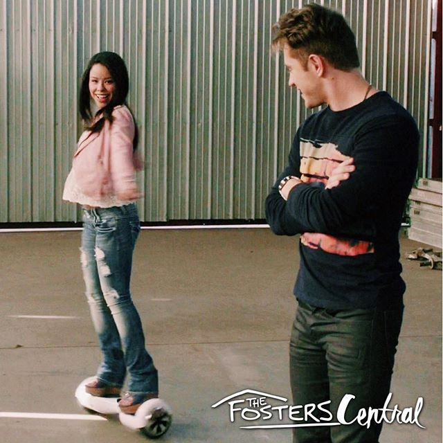 "#TheFosters 3x16 ""EQ"" - Mariana and Nick"