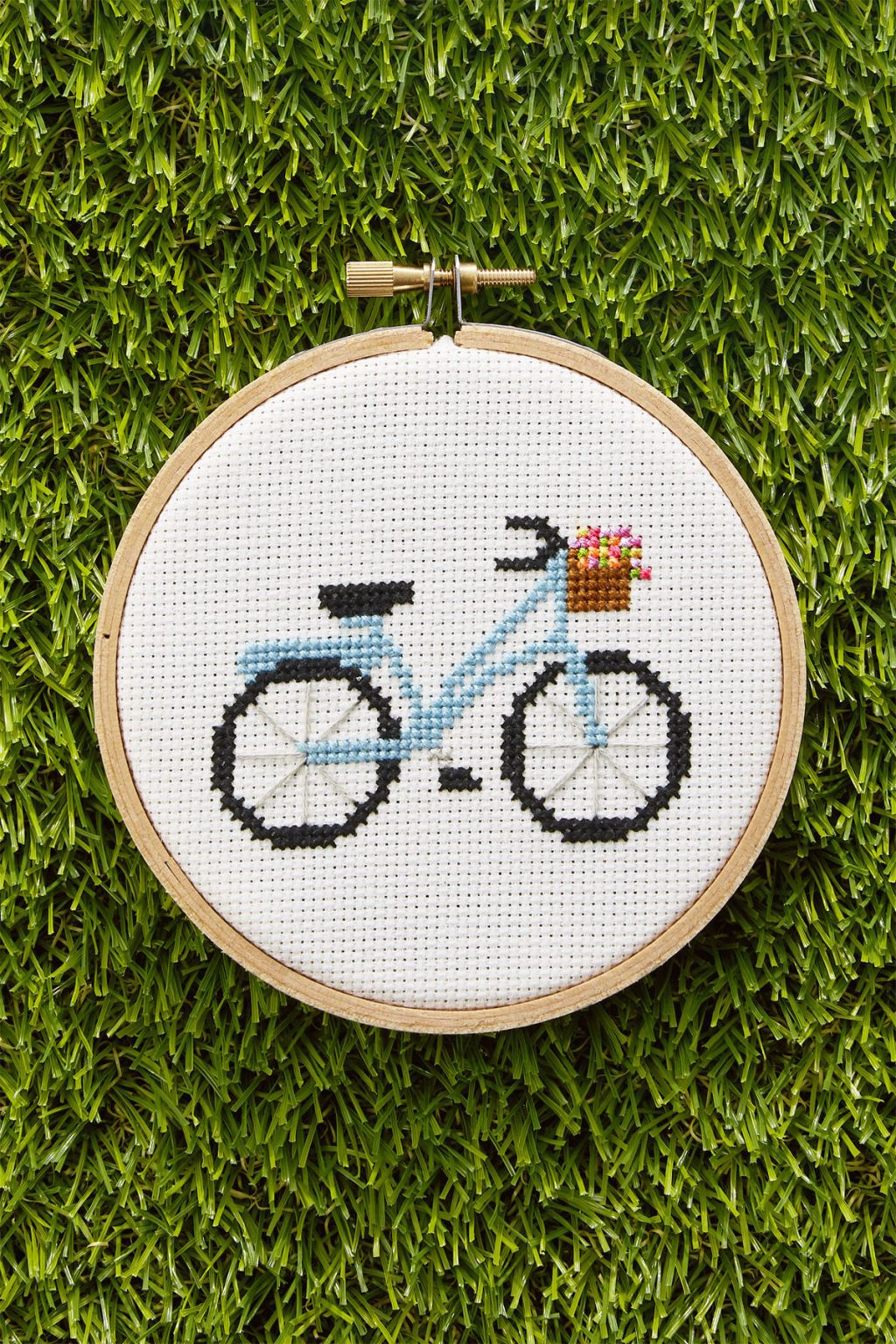 Country Living's Free Cross Stitch Patterns