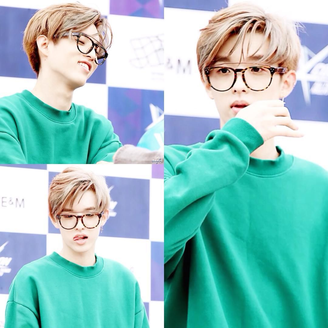 Jae, Day6  I really love this boy!! He's so funny XD