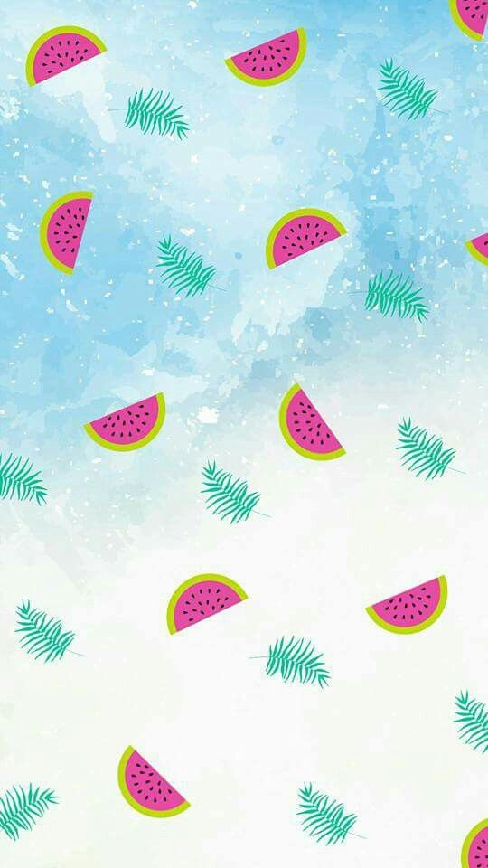 Watermelons Falling From Sky