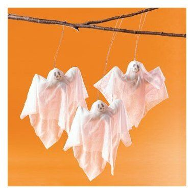 Where to buy Chiffon Ghosts - Party Decorations  Hanging